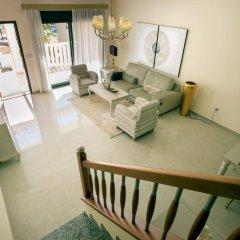 Отель Villa Bennecke Oasis Рохалес комната для гостей фото 4