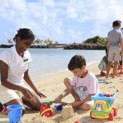 Отель InterContinental Resort Mauritius детские мероприятия фото 2