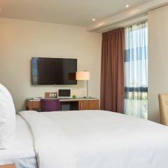 Гостиница Radisson Калининград комната для гостей фото 12