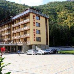 Отель Olymp Hotel Болгария, Правец - отзывы, цены и фото номеров - забронировать отель Olymp Hotel онлайн парковка