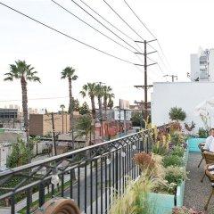Отель Palihouse West Hollywood США, Уэст-Голливуд - отзывы, цены и фото номеров - забронировать отель Palihouse West Hollywood онлайн балкон
