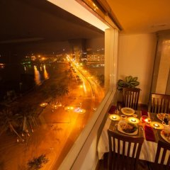Отель Calm Seas Нячанг балкон