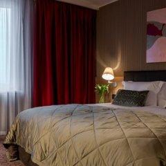 Домина Отель Новосибирск 4* Стандартный номер с различными типами кроватей фото 26