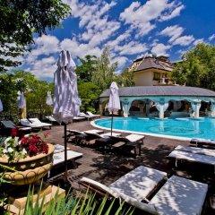 Отель DIT Orpheus Hotel Болгария, Солнечный берег - отзывы, цены и фото номеров - забронировать отель DIT Orpheus Hotel онлайн бассейн фото 2