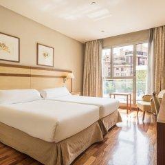 Отель Ilunion Alcala Norte Мадрид комната для гостей фото 4