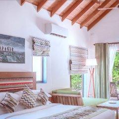 Отель Reethi Faru Resort комната для гостей фото 3
