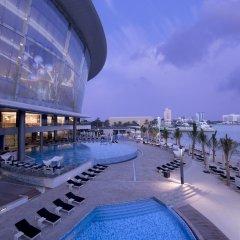 Jumeirah at Etihad Towers Hotel бассейн фото 3