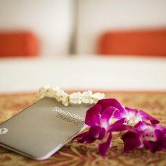 Отель Angsana Villas Resort Phuket комната для гостей фото 3
