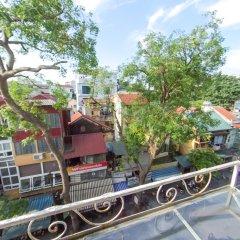 Отель Hanoi Hostel Вьетнам, Ханой - отзывы, цены и фото номеров - забронировать отель Hanoi Hostel онлайн балкон