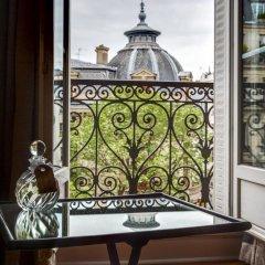 Отель Sweet Inn Apartments Saint Germain Франция, Париж - отзывы, цены и фото номеров - забронировать отель Sweet Inn Apartments Saint Germain онлайн балкон