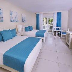 Отель Vista Sol Punta Cana Beach Resort & Spa - All Inclusive Доминикана, Пунта Кана - 1 отзыв об отеле, цены и фото номеров - забронировать отель Vista Sol Punta Cana Beach Resort & Spa - All Inclusive онлайн комната для гостей фото 2