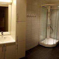 Отель Saltstraumen Brygge ванная фото 2