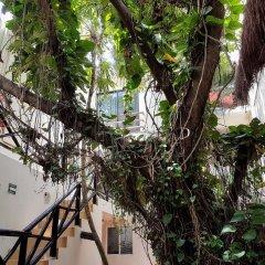Отель Club Yebo Плая-дель-Кармен балкон