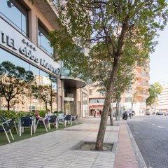 Отель Abba Madrid Мадрид парковка