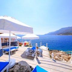 Mavilim Турция, Патара - отзывы, цены и фото номеров - забронировать отель Mavilim онлайн приотельная территория фото 2