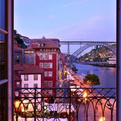 Pestana Vintage Porto Hotel And World Heritage Site Порту балкон