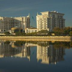 Гостиница The St. Regis Astana Казахстан, Нур-Султан - 1 отзыв об отеле, цены и фото номеров - забронировать гостиницу The St. Regis Astana онлайн приотельная территория