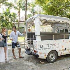 Отель The Bell Pool Villa Resort Phuket городской автобус