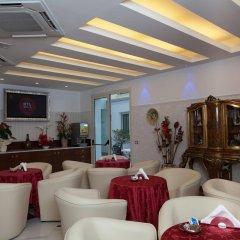 Отель Villa Del Mare Римини гостиничный бар