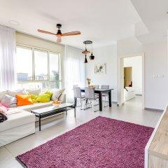 Carmel Boutique Apartment Израиль, Хайфа - отзывы, цены и фото номеров - забронировать отель Carmel Boutique Apartment онлайн комната для гостей фото 3