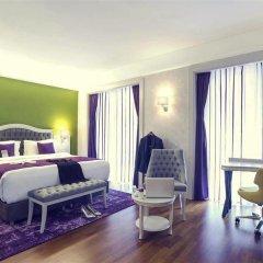Отель Mercure Tbilisi Old Town Стандартный номер с различными типами кроватей фото 5