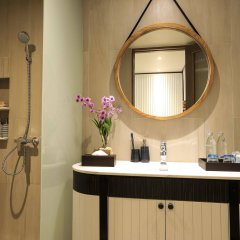 Отель Celes Beachfront Resort Самуи ванная фото 2