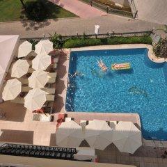 Aegean Princess Apartments And Studio Турция, Мармарис - 1 отзыв об отеле, цены и фото номеров - забронировать отель Aegean Princess Apartments And Studio онлайн бассейн фото 2