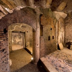 Отель The Inn At The Roman Forum Рим бассейн