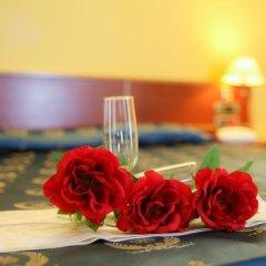 Отель Assinos Palace Джардини Наксос в номере