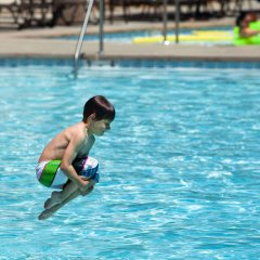 Отель Hyatt Regency Huntington Beach бассейн