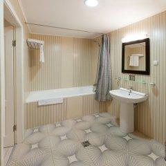 Бизнес Отель Континенталь Одесса ванная фото 2