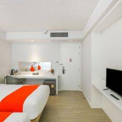 OYO 137 Kitzio House Hotel Бангкок комната для гостей