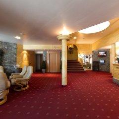Отель Turmhotel Victoria Швейцария, Давос - отзывы, цены и фото номеров - забронировать отель Turmhotel Victoria онлайн интерьер отеля