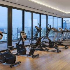 Отель Barcelo Istanbul фитнесс-зал фото 2