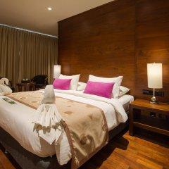 Отель Swiss Residence Канди комната для гостей