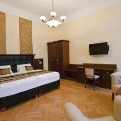 Отель Grand Market Luxury Apartments Венгрия, Будапешт - отзывы, цены и фото номеров - забронировать отель Grand Market Luxury Apartments онлайн комната для гостей фото 4