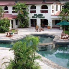 Отель Grand Eastern Hotel Фиджи, Лабаса - отзывы, цены и фото номеров - забронировать отель Grand Eastern Hotel онлайн бассейн фото 3