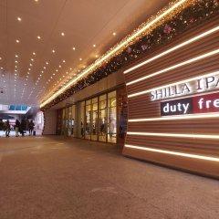 Отель Hause Itaewon - Hostel Южная Корея, Сеул - отзывы, цены и фото номеров - забронировать отель Hause Itaewon - Hostel онлайн интерьер отеля фото 2