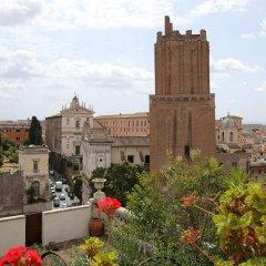 Traiano Hotel балкон