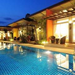 Phu NaNa Boutique Hotel бассейн фото 3