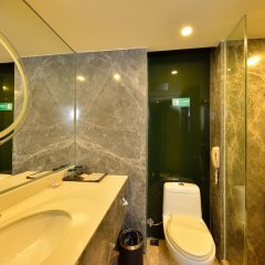 Haijun Hotel ванная фото 2