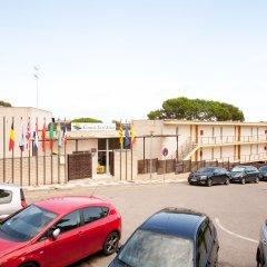 Отель Aparthotel Comtat Sant Jordi парковка