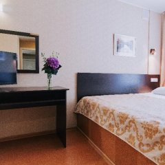 Гостиница Невский Бриз 3* Стандартный номер с двуспальной кроватью фото 13