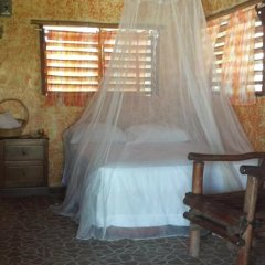 Отель Coco cabañas Гондурас, Тела - отзывы, цены и фото номеров - забронировать отель Coco cabañas онлайн комната для гостей фото 4