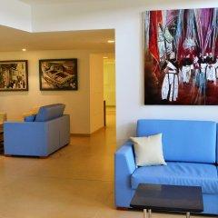 Отель Qawra Palace Каура комната для гостей фото 2