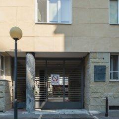 Апартаменты P&O Apartments Tamka 3 Варшава вид на фасад