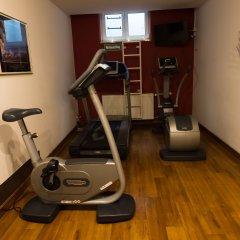 Отель 4mex Inn фитнесс-зал