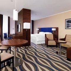 Гостиница Фор Поинтс бай Шератон Калуга в Калуге - забронировать гостиницу Фор Поинтс бай Шератон Калуга, цены и фото номеров комната для гостей фото 5