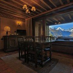 Mont Blanc Hotel Village в номере фото 2