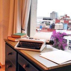 Отель Private Sanctuary Del Valle Мексика, Мехико - отзывы, цены и фото номеров - забронировать отель Private Sanctuary Del Valle онлайн балкон
